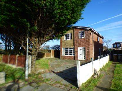4 Bedrooms Detached House for sale in Pilling Close, Southport, Lancashire, Uk, PR9