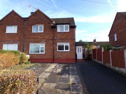 2 Bedrooms Semi Detached House for sale in Hawarden Road, Hope, Wrexham, Flintshire, LL12