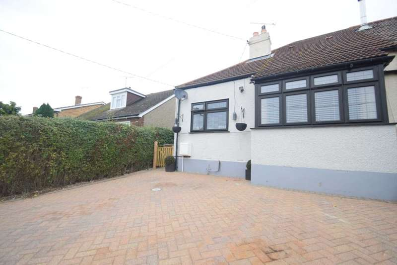 2 Bedrooms Semi Detached Bungalow for sale in Brooklyn Drive, Rayleigh