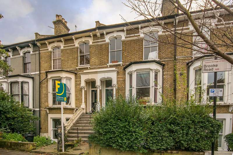 4 Bedrooms Terraced House for sale in Brooke Road, Stoke Newington, N16