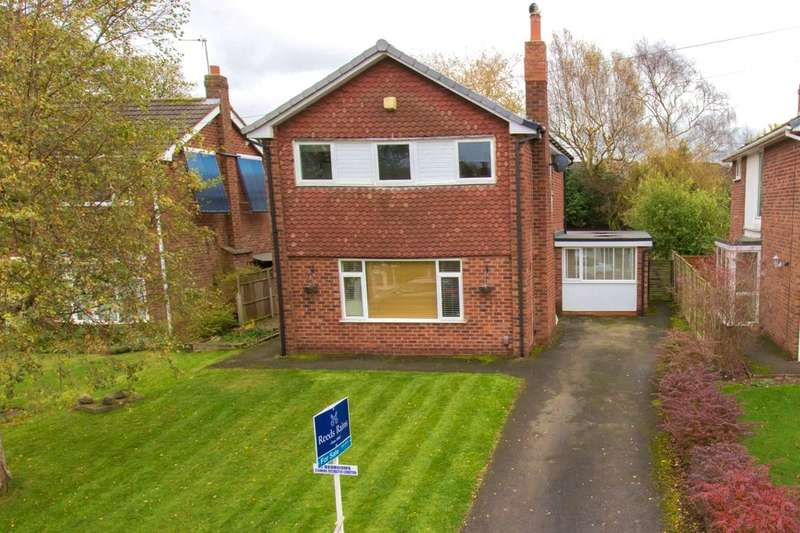 5 Bedrooms Detached House for sale in Derwent Close, Macclesfield, SK11