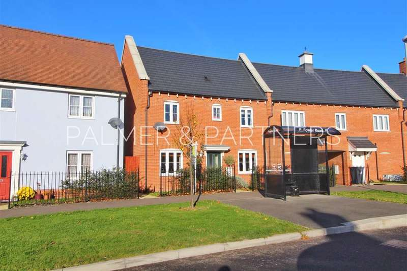 3 Bedrooms End Of Terrace House for sale in Hooper Avenue, Colchester