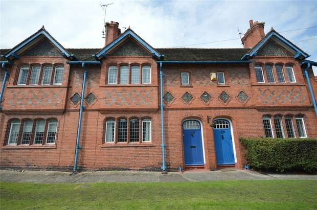 2 Bedrooms Terraced House for sale in Wood Street, Port Sunlight, Merseyside