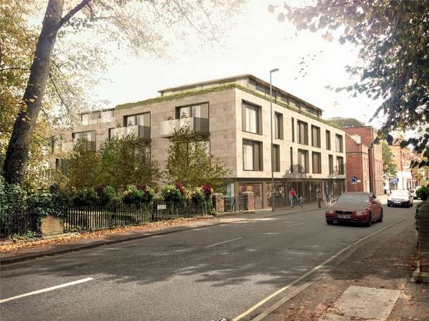 2 Bedrooms Flat for sale in Plot 8, FARNHAM, Surrey