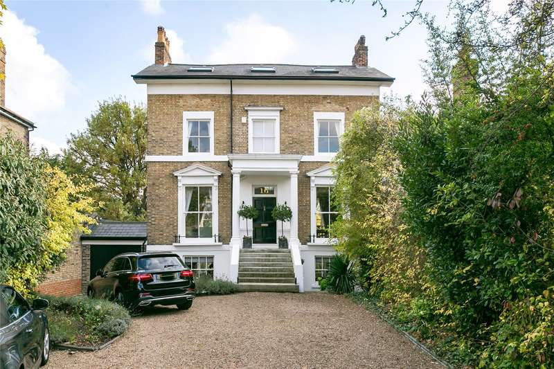 5 Bedrooms Detached House for sale in Lancaster Avenue, London, SE27