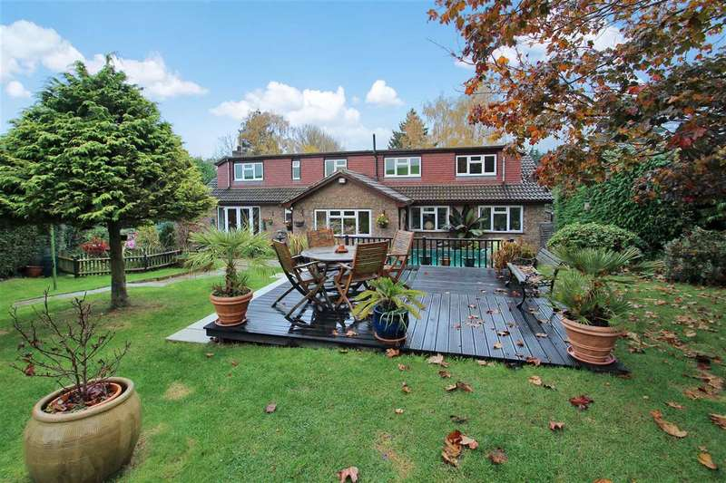 7 Bedrooms Bungalow for sale in Yukon, Old Ipswich Road, Claydon, Ipswich