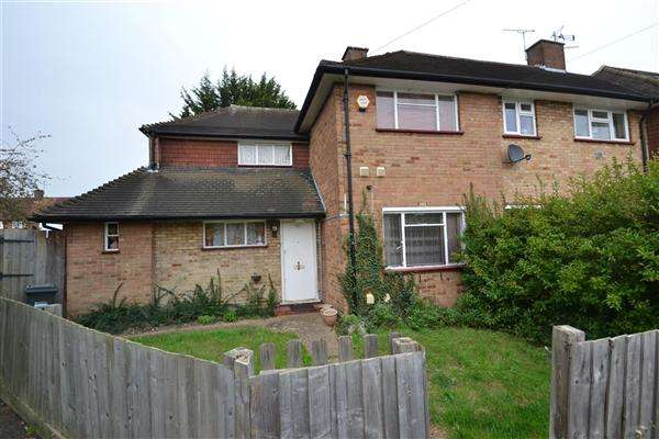 3 Bedrooms Detached House for sale in Cygnet Avenue, Feltham