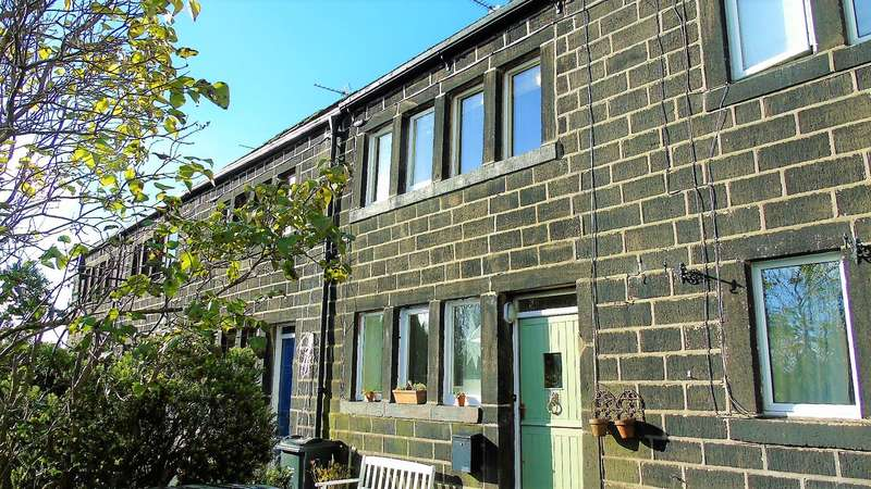 3 Bedrooms Cottage House for sale in 5 Silver Street, Heptonstall, Hebden Bridge, HX7