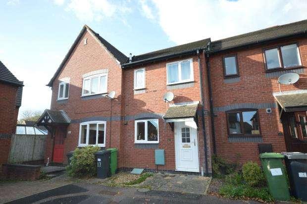 2 Bedrooms Terraced House for sale in Membury Close, Barton Grange, Exeter, Devon