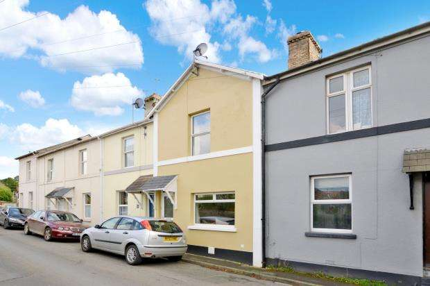 2 Bedrooms Terraced House for sale in Mile End Road, Newton Abbot, Devon