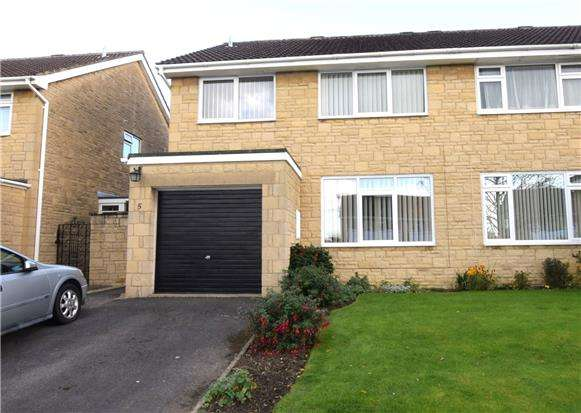 4 Bedrooms Semi Detached House for sale in Roberts Road, Prestbury, CHELTENHAM, Gloucestershire, GL52 5DF