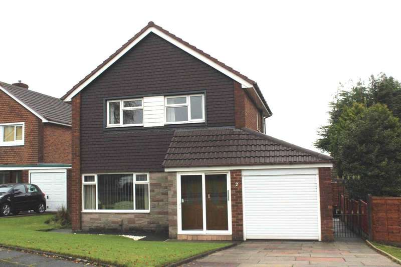 3 Bedrooms Detached House for sale in Oakbank Drive, Sharples