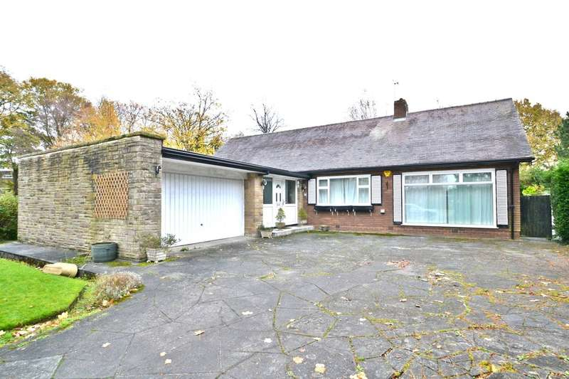 3 Bedrooms Detached Bungalow for sale in The Spinney, Cheadle