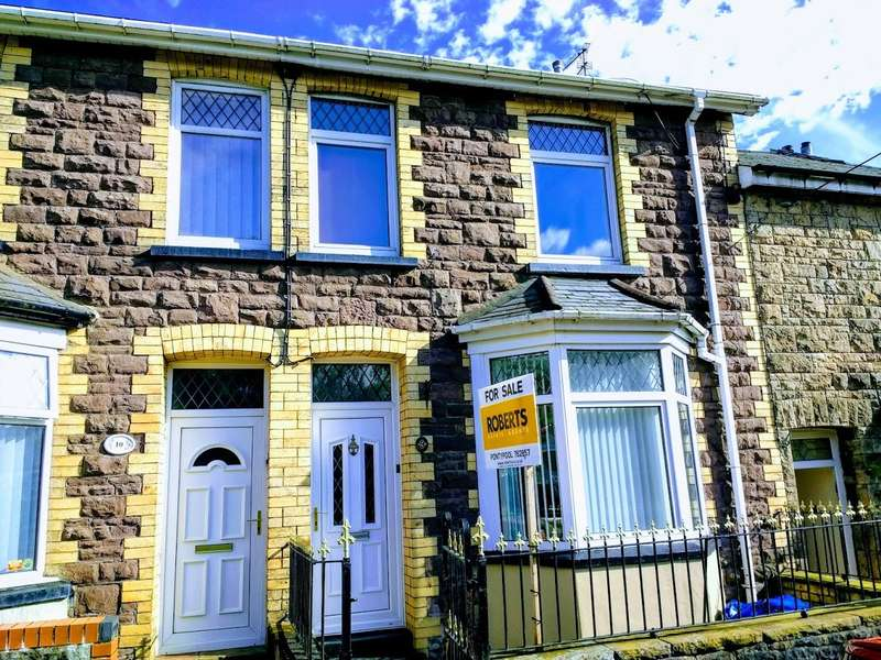 3 Bedrooms Terraced House for sale in Ton Mawr Road, Blaenavon, Pontypool, NP4
