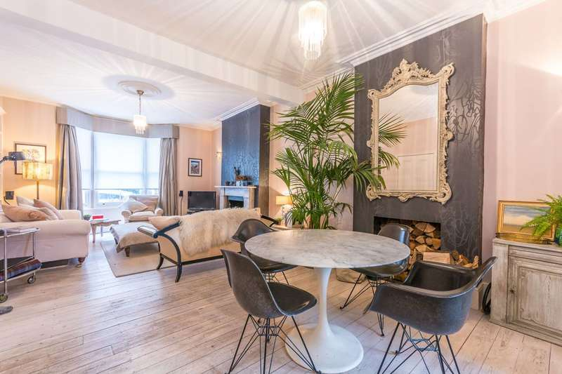 4 Bedrooms House for sale in Barclay Road, Walthamstow Village, E17