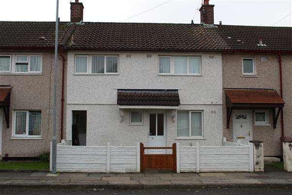 3 Bedrooms Terraced House for sale in Ingleton Green, Kirkby