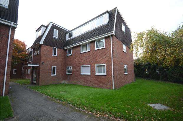 2 Bedrooms Apartment Flat for sale in Deacon Court, Dedworth Road, Windsor