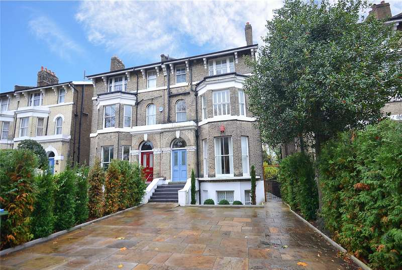 4 Bedrooms Flat for sale in Vanbrugh Park, London, SE3