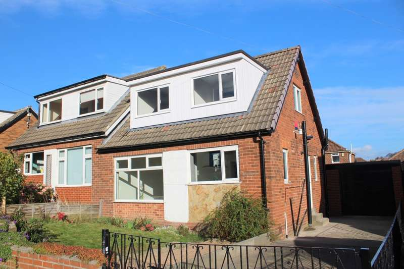 3 Bedrooms Semi Detached House for sale in Daleside Grove, Pudsey, LS28