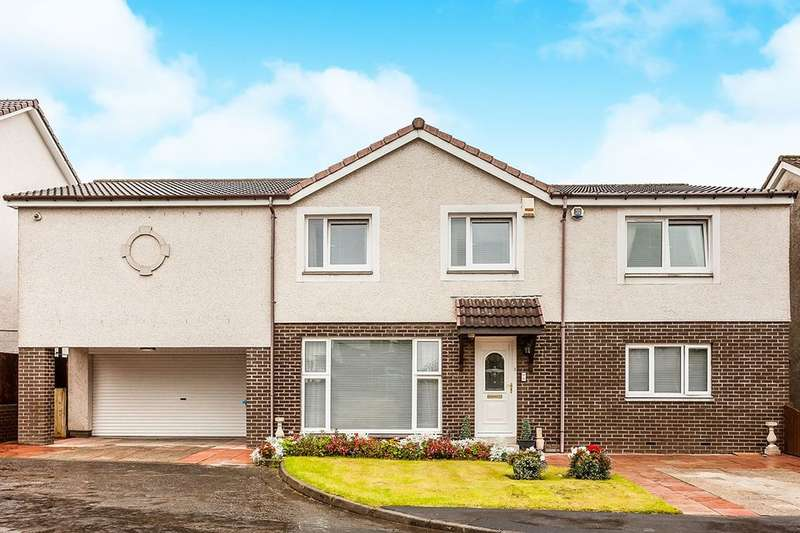 5 Bedrooms Detached House for sale in Katrine Place, Denny, FK6