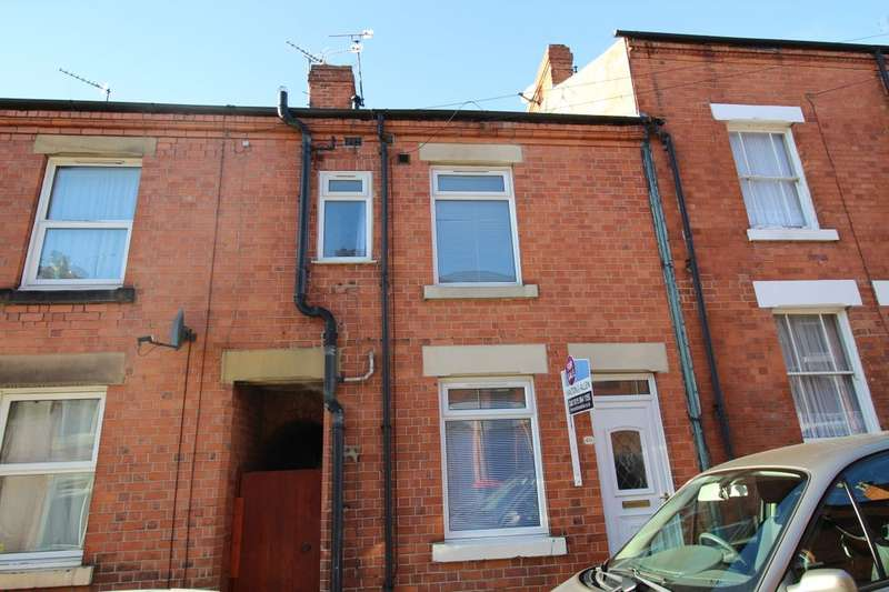 3 Bedrooms Property for sale in Belvoir Street, Hucknall, Nottingham, NG15