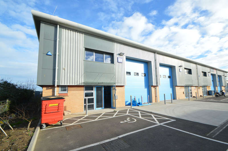 Warehouse Commercial for rent in Unit C7, Link Park, Chickerell Link Road, Chickerell, Weymouth, DT3 4FL