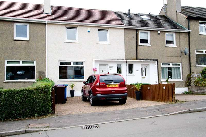 2 Bedrooms Terraced House for sale in Elmore Avenue, Simshill