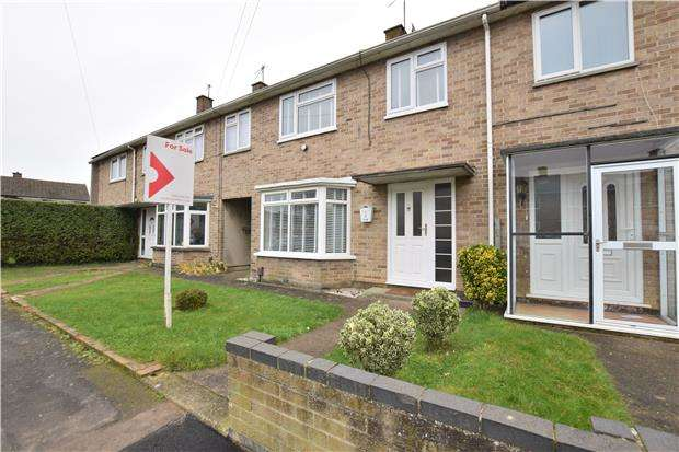 3 Bedrooms Terraced House for sale in Mercury Road, Oxford, OX4 6QG