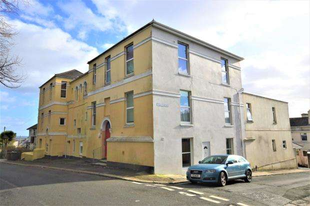 1 Bedroom Flat for sale in Dunlewey, Seymour Road, Plymouth, Devon