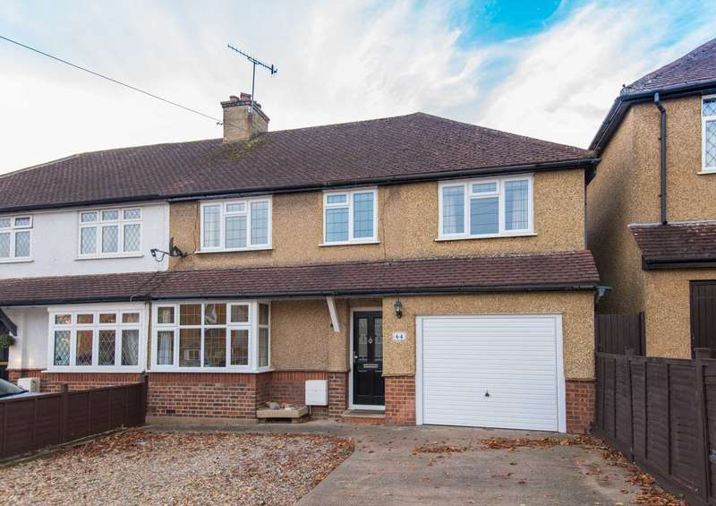 4 Bedrooms House for sale in Cowper Road, Boxmoor, Hemel Hempstead