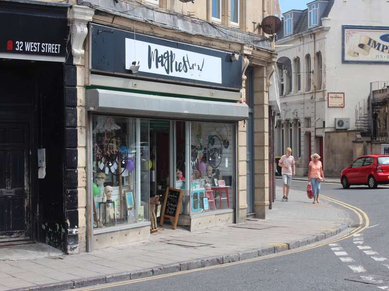 Commercial Property for rent in West Street, Weston-super-Mare, North Somerset