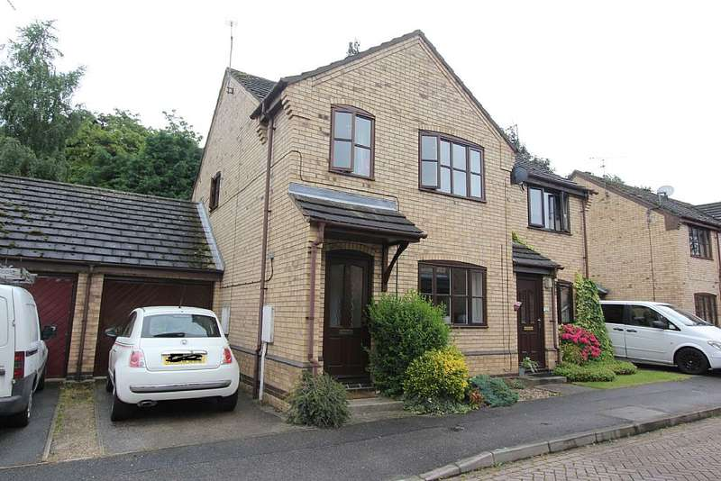 3 Bedrooms Semi Detached House for sale in The Sidings, Saxilby, Lincoln, Lincolnshire, LN1 2PX