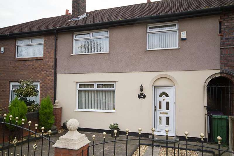 3 Bedrooms Terraced House for sale in Walton Hall Avenue, L4