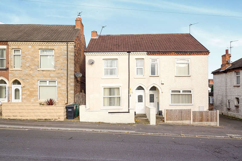 3 Bedrooms Semi Detached House for sale in Carlton Hill, Carlton, Nottingham, NG4