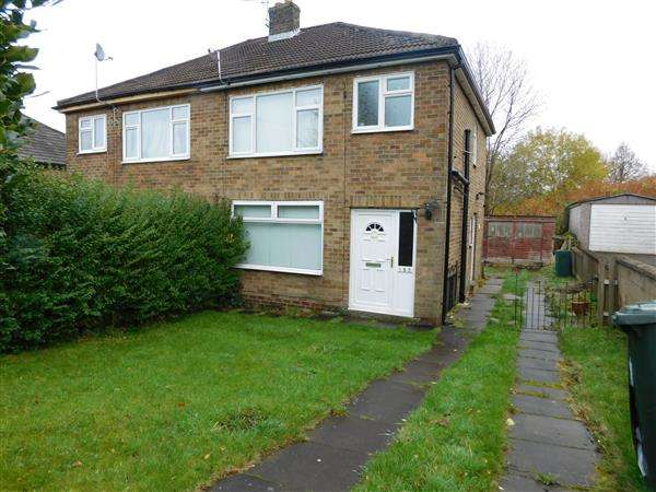 3 Bedrooms Semi Detached House for sale in Birch Lane, Bradford