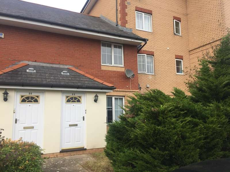 2 Bedrooms Terraced House for sale in Harrison Way, Cardiff