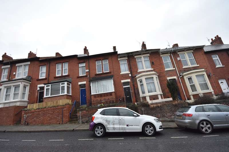 6 Bedrooms Terraced House for rent in Springbank Road, Sandyford