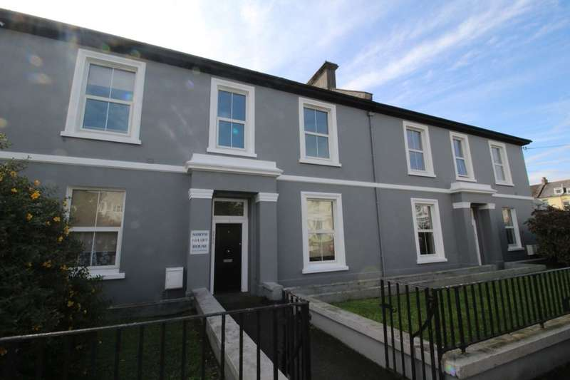 5 Bedrooms Detached House for rent in North Friary House Greenbank Terrace, Greenbank, Plymouth, PL4