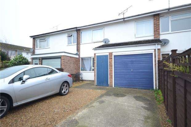 3 Bedrooms Terraced House for sale in Montpelier Drive, Caversham, Reading