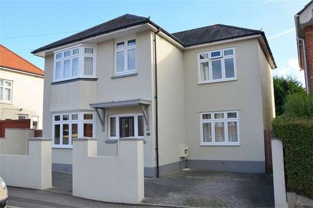 4 Bedrooms Detached House for sale in Bemister Road, Bournemouth, Dorset