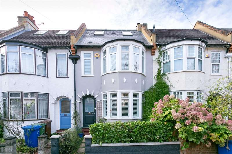 4 Bedrooms Terraced House for sale in Frankfurt Road, London, SE24