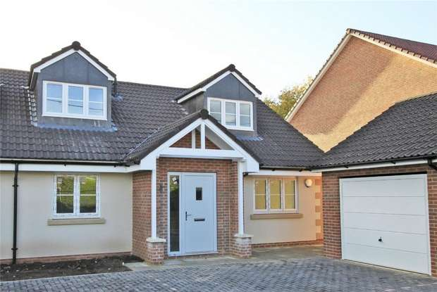 3 Bedrooms Semi Detached House for sale in Plot 3, Pepper Acre Lane, Trowbridge, Wiltshire
