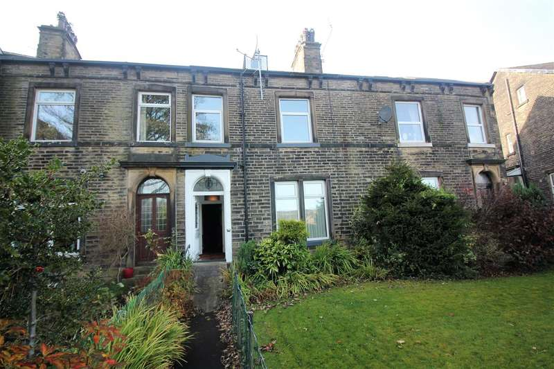 6 Bedrooms Terraced House for sale in Savile Park Road, Bell Hall, Halifax