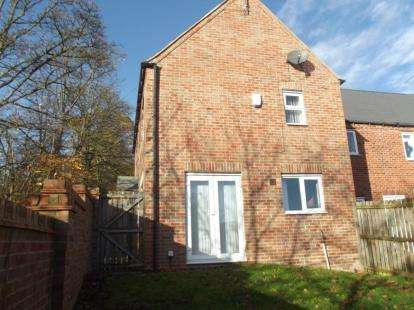 3 Bedrooms End Of Terrace House for sale in Old Dryburn Way, Durham, DH1