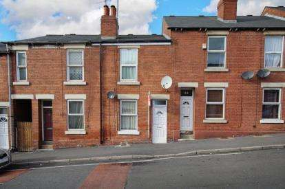 2 Bedrooms Terraced House for sale in Birdwell Road, Sheffield, South Yorkshire
