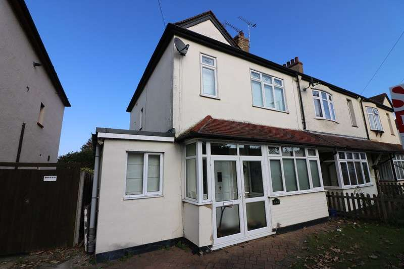 3 Bedrooms Terraced House for sale in North Avenue, Southend-On-Sea