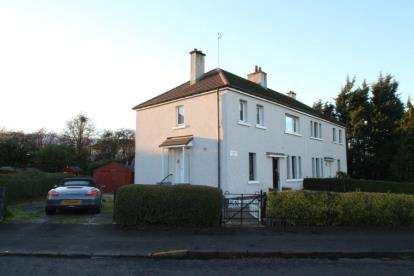 2 Bedrooms Flat for sale in Loganswell Road, Deaconsbank