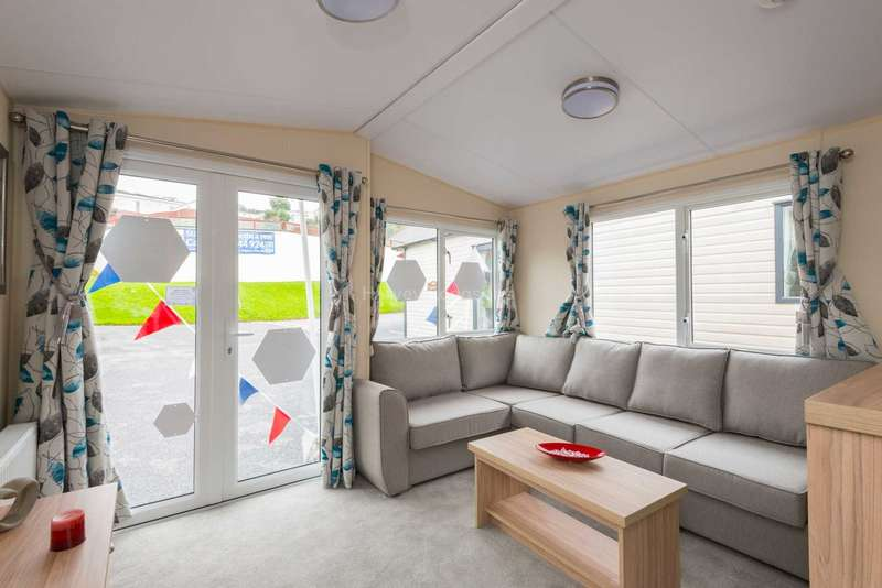 2 Bedrooms Caravan Mobile Home for sale in Paignton, Devon