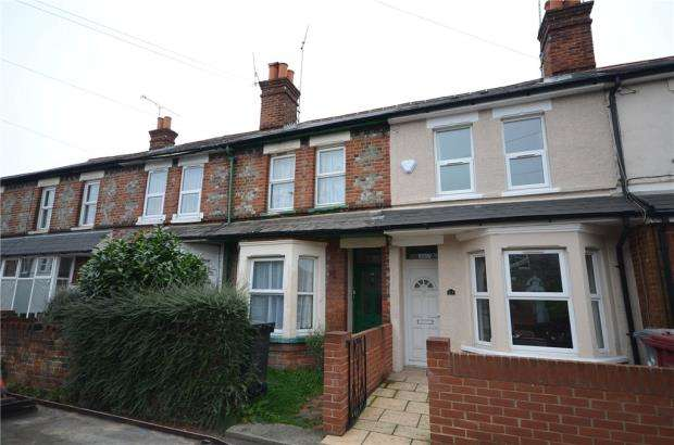 2 Bedrooms Terraced House for sale in Briants Avenue, Caversham, Reading
