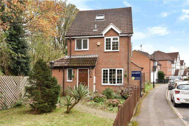 4 Bedrooms Detached House for sale in Littlebrook Avenue, Slough, Berkshire